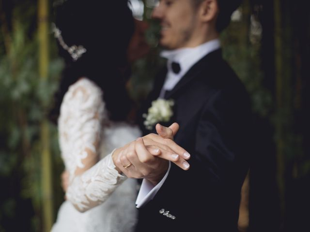 Il matrimonio di Enrico e Enrica a Verona, Verona 61