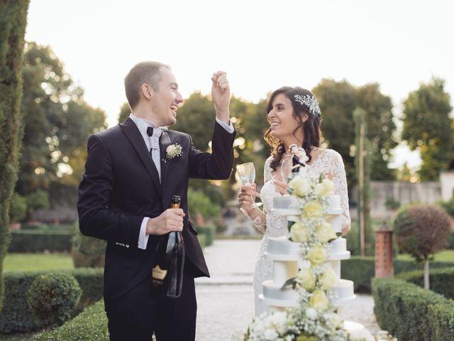Il matrimonio di Enrico e Enrica a Verona, Verona 68