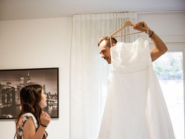Il matrimonio di Luca e Valentina a Uggiate -Trevano, Como 5