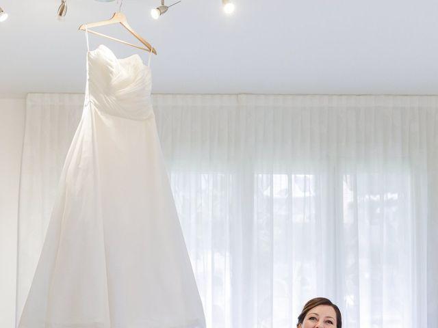 Il matrimonio di Luca e Valentina a Uggiate -Trevano, Como 7