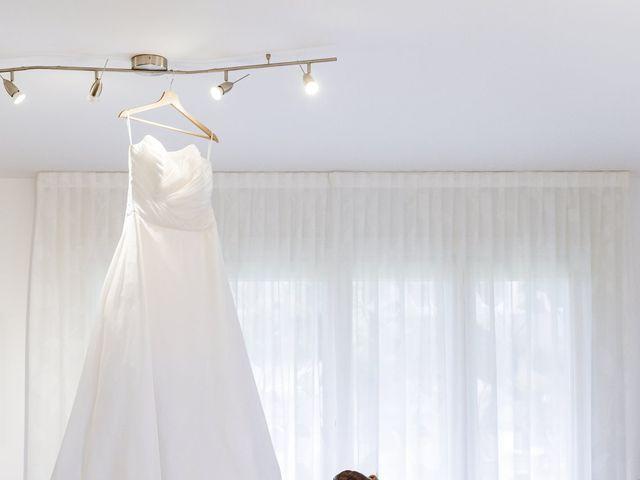 Il matrimonio di Luca e Valentina a Uggiate -Trevano, Como 8