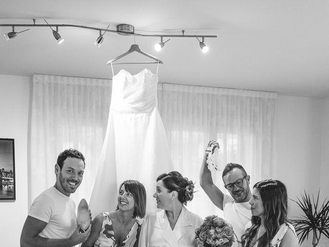 Il matrimonio di Luca e Valentina a Uggiate -Trevano, Como 9