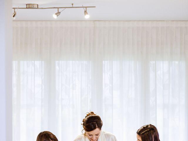 Il matrimonio di Luca e Valentina a Uggiate -Trevano, Como 10