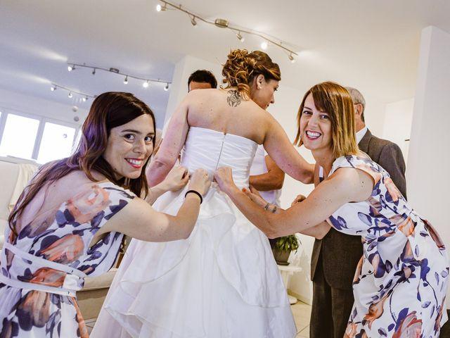 Il matrimonio di Luca e Valentina a Uggiate -Trevano, Como 11