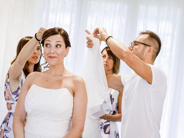 Il matrimonio di Luca e Valentina a Uggiate -Trevano, Como 12