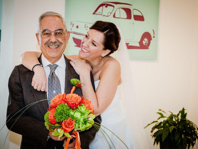 Il matrimonio di Luca e Valentina a Uggiate -Trevano, Como 13
