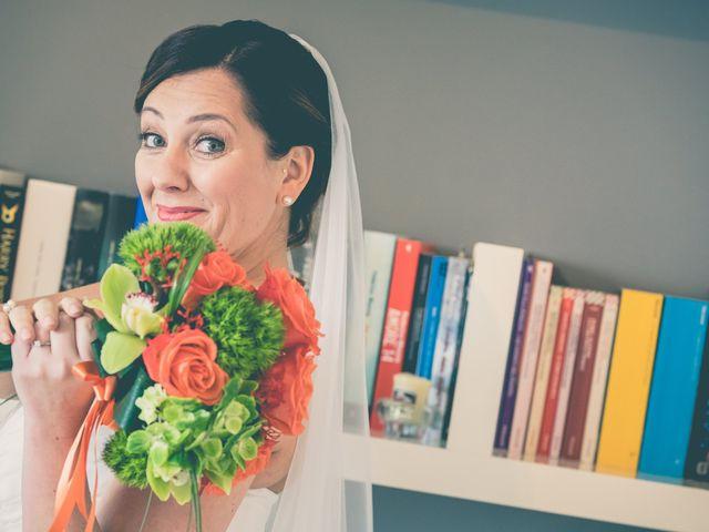 Il matrimonio di Luca e Valentina a Uggiate -Trevano, Como 14