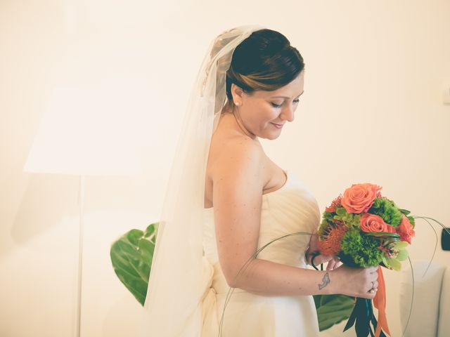 Il matrimonio di Luca e Valentina a Uggiate -Trevano, Como 15