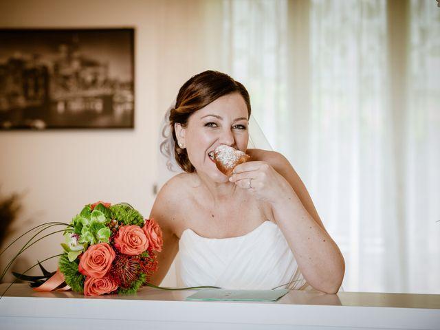 Il matrimonio di Luca e Valentina a Uggiate -Trevano, Como 16