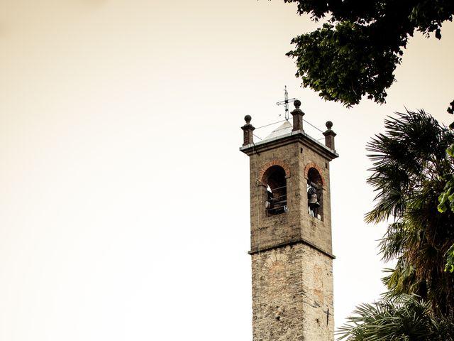 Il matrimonio di Luca e Valentina a Uggiate -Trevano, Como 18