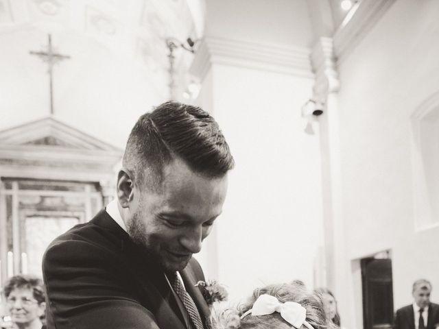 Il matrimonio di Luca e Valentina a Uggiate -Trevano, Como 19