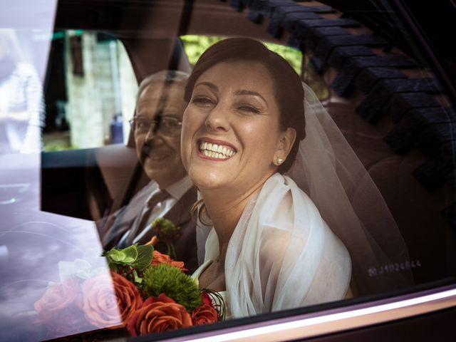 Il matrimonio di Luca e Valentina a Uggiate -Trevano, Como 20