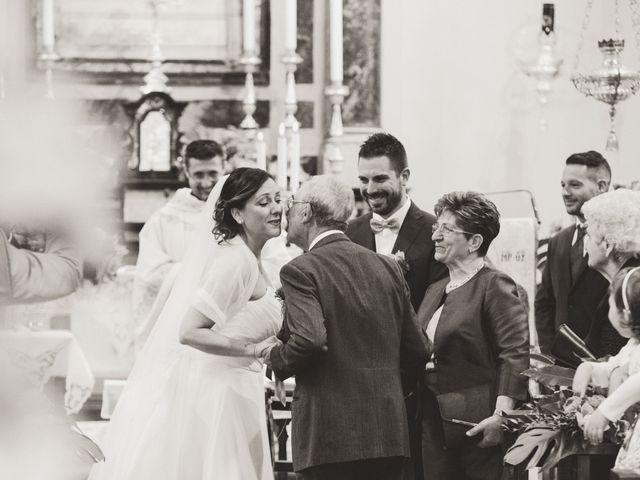 Il matrimonio di Luca e Valentina a Uggiate -Trevano, Como 25