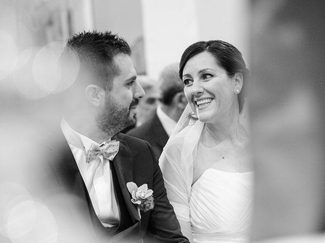 Il matrimonio di Luca e Valentina a Uggiate -Trevano, Como 33