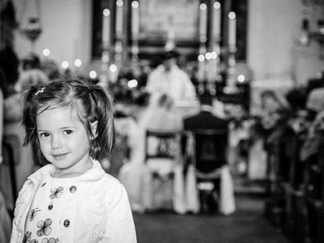 Il matrimonio di Luca e Valentina a Uggiate -Trevano, Como 34