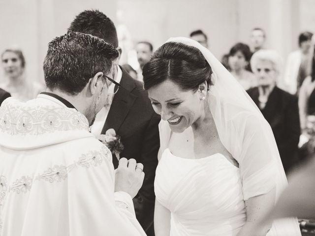 Il matrimonio di Luca e Valentina a Uggiate -Trevano, Como 36
