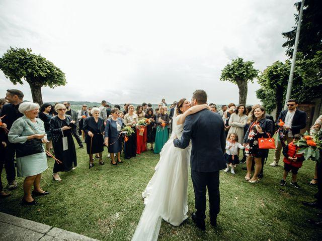 Il matrimonio di Luca e Valentina a Uggiate -Trevano, Como 41