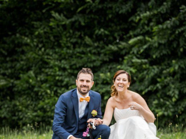 Il matrimonio di Luca e Valentina a Uggiate -Trevano, Como 48