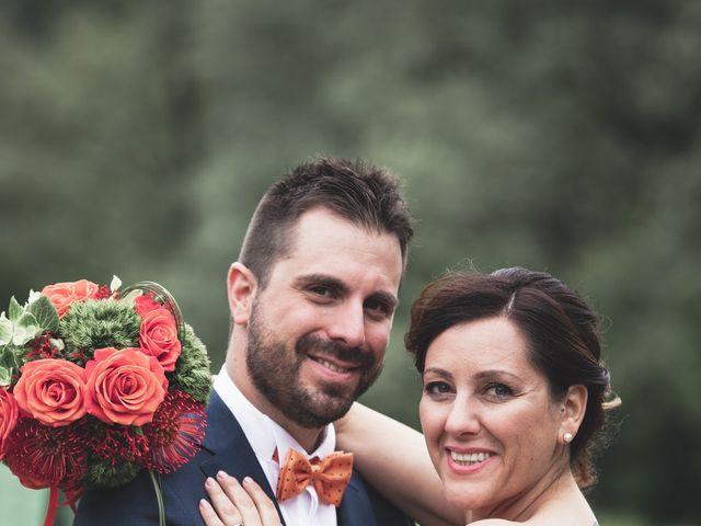 Il matrimonio di Luca e Valentina a Uggiate -Trevano, Como 50