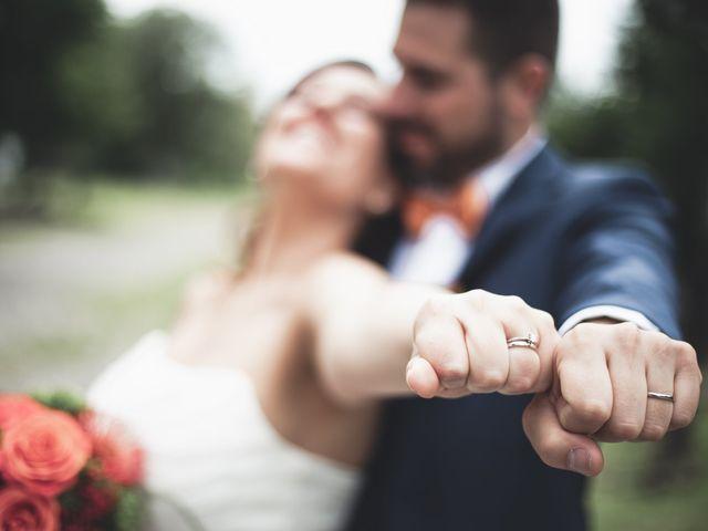 Il matrimonio di Luca e Valentina a Uggiate -Trevano, Como 53