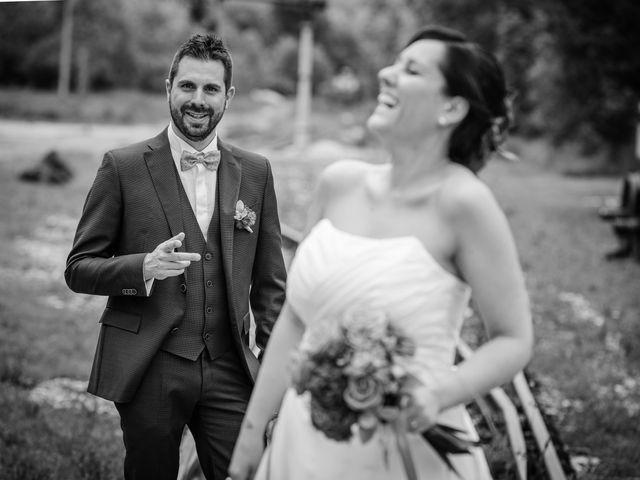 Il matrimonio di Luca e Valentina a Uggiate -Trevano, Como 54