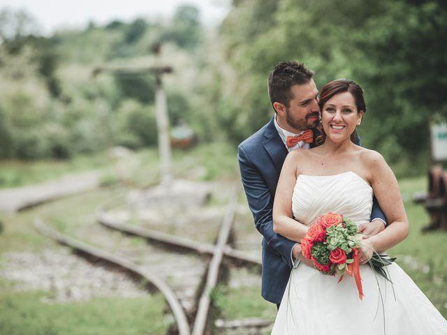 Il matrimonio di Luca e Valentina a Uggiate -Trevano, Como 55