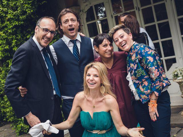 Il matrimonio di Luca e Valentina a Uggiate -Trevano, Como 66