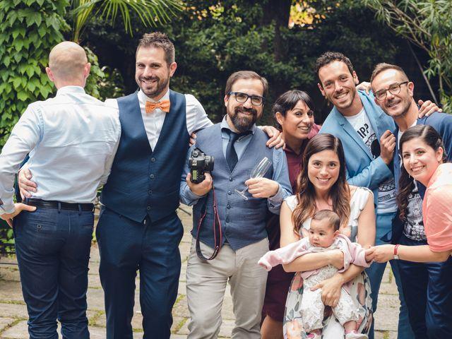 Il matrimonio di Luca e Valentina a Uggiate -Trevano, Como 69