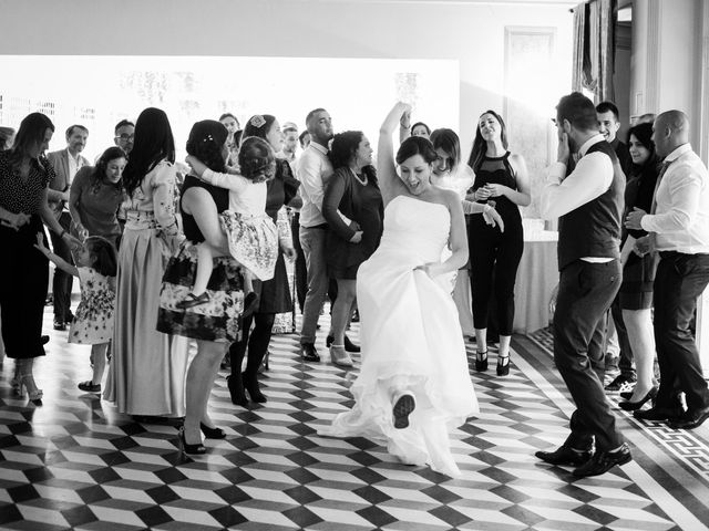 Il matrimonio di Luca e Valentina a Uggiate -Trevano, Como 72