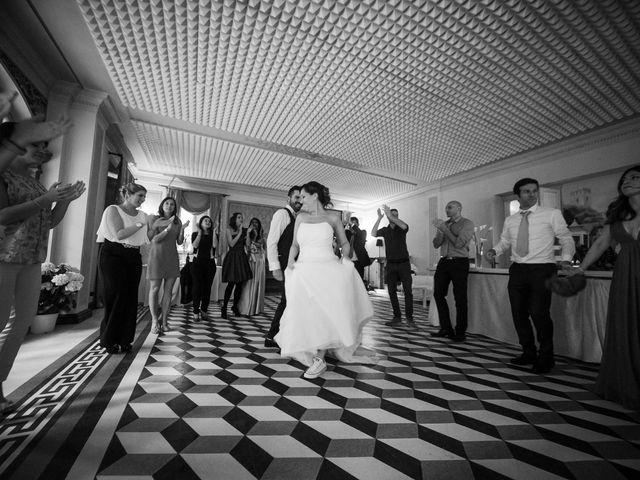 Il matrimonio di Luca e Valentina a Uggiate -Trevano, Como 76