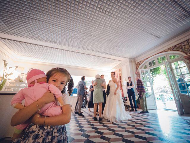 Il matrimonio di Luca e Valentina a Uggiate -Trevano, Como 78