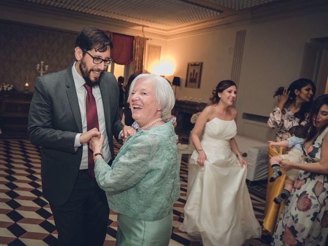 Il matrimonio di Luca e Valentina a Uggiate -Trevano, Como 80