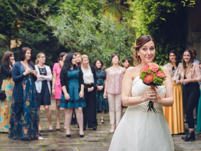 Il matrimonio di Luca e Valentina a Uggiate -Trevano, Como 81