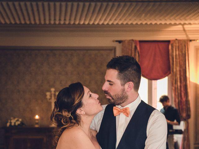 Il matrimonio di Luca e Valentina a Uggiate -Trevano, Como 82