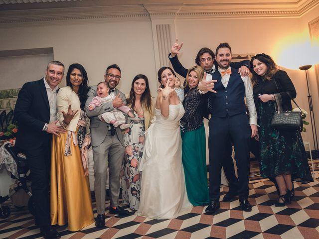 Il matrimonio di Luca e Valentina a Uggiate -Trevano, Como 84