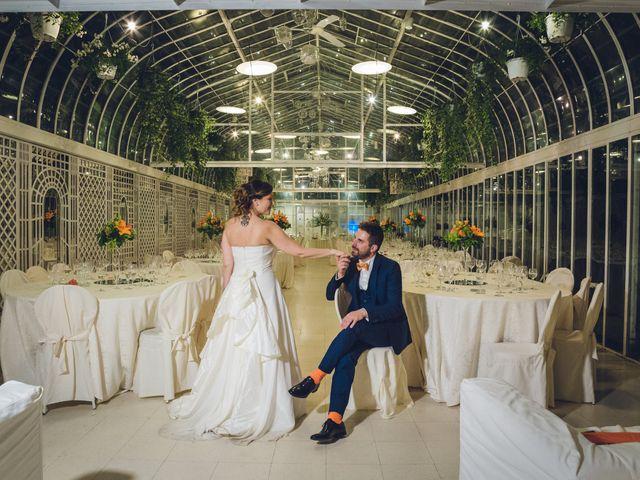 Il matrimonio di Luca e Valentina a Uggiate -Trevano, Como 89