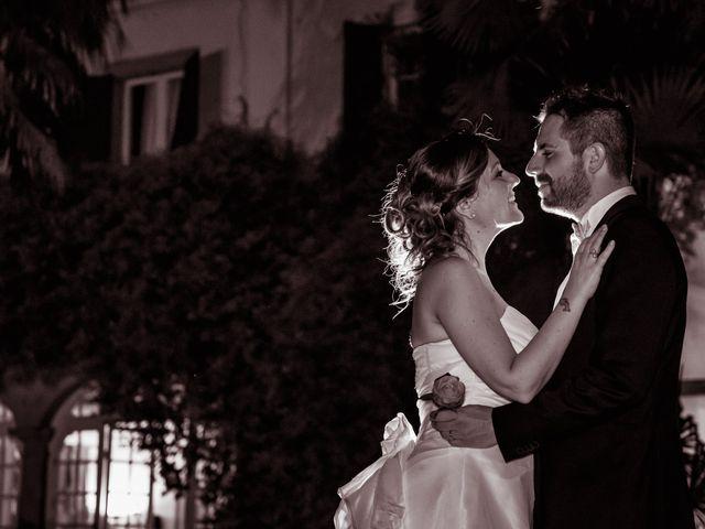 Il matrimonio di Luca e Valentina a Uggiate -Trevano, Como 90