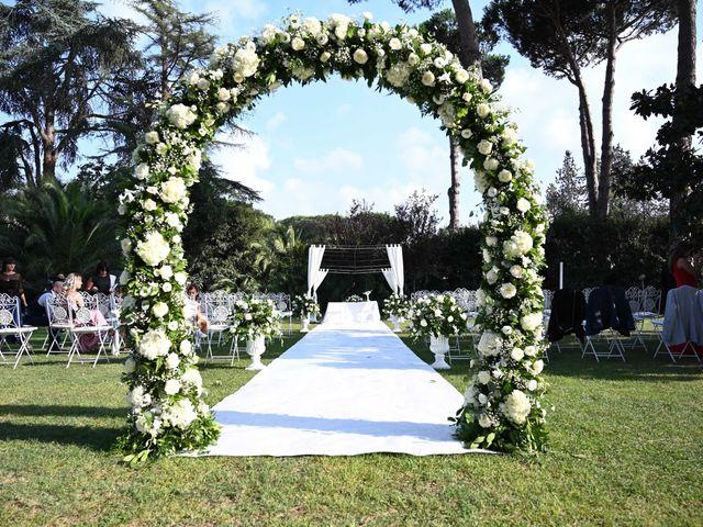 Il matrimonio di Gaia e Michele a Roma, Roma 24