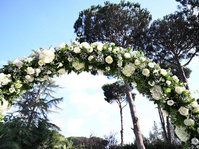 Il matrimonio di Gaia e Michele a Roma, Roma 27