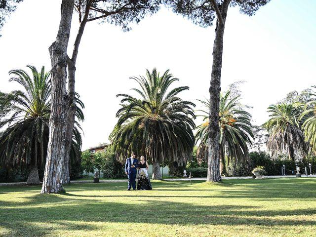 Il matrimonio di Gaia e Michele a Roma, Roma 31