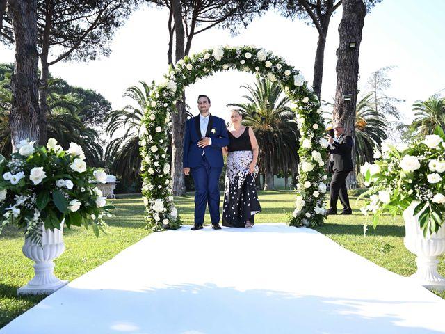 Il matrimonio di Gaia e Michele a Roma, Roma 32