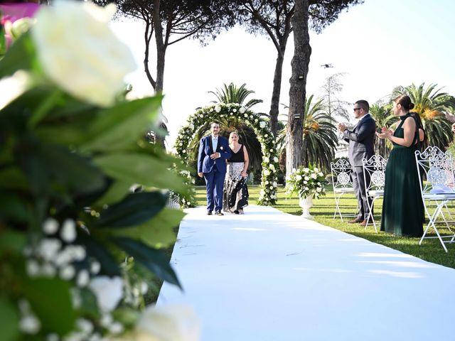 Il matrimonio di Gaia e Michele a Roma, Roma 33