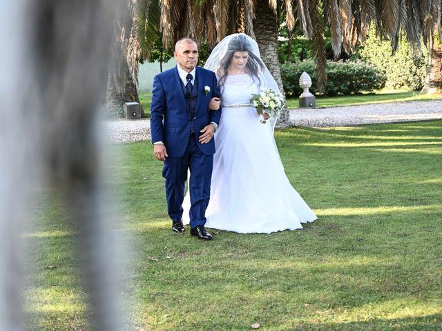 Il matrimonio di Gaia e Michele a Roma, Roma 36