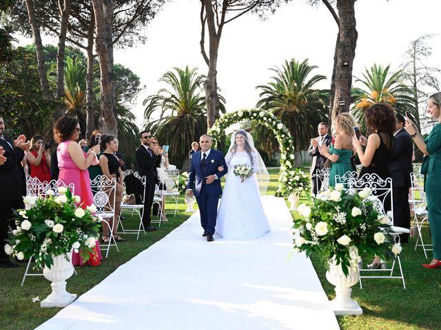 Il matrimonio di Gaia e Michele a Roma, Roma 37