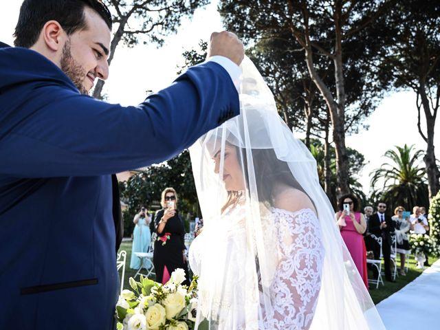 Il matrimonio di Gaia e Michele a Roma, Roma 38