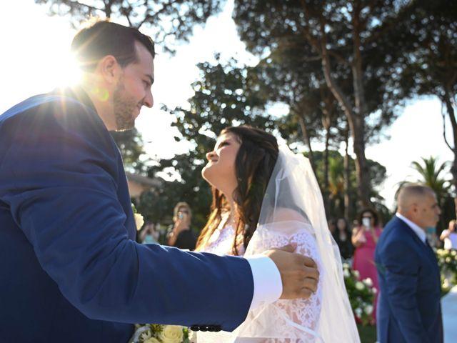 Il matrimonio di Gaia e Michele a Roma, Roma 39