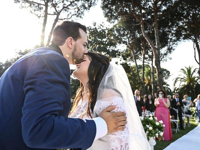 Il matrimonio di Gaia e Michele a Roma, Roma 40