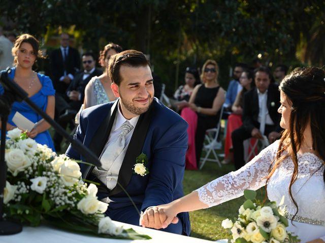 Il matrimonio di Gaia e Michele a Roma, Roma 42