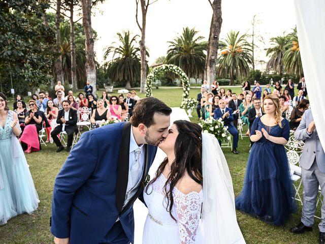 Il matrimonio di Gaia e Michele a Roma, Roma 44