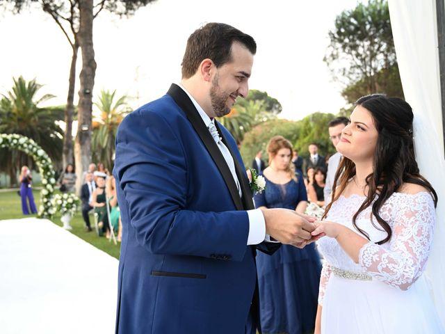 Il matrimonio di Gaia e Michele a Roma, Roma 46